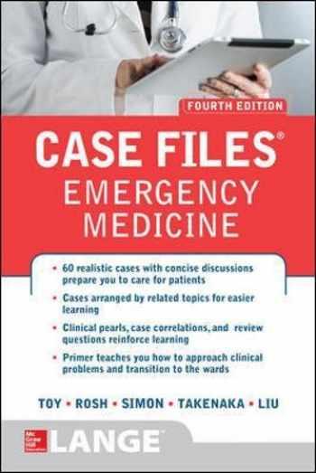 9781259640827-1259640825-Case Files Emergency Medicine, Fourth Edition