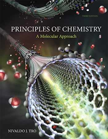 Principles of Chemistry: A Molecular Approach Plus MasteringChemistry with eText -- Access Card Package (3rd Edition)
