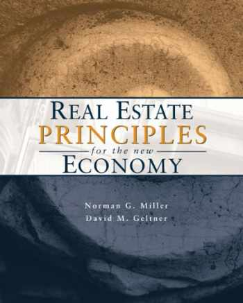9780324187403-0324187408-Real Estate Principles for the New Economy (with CD-ROM)
