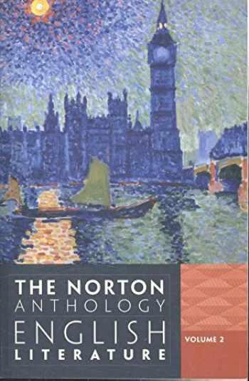9780393912487-0393912485-The Norton Anthology of English Literature (Ninth Edition)  (Vol. 2)