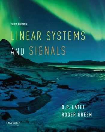 LINEAR SYSTEMS AND SIGNALS, BY LATHI, 3RD EDI