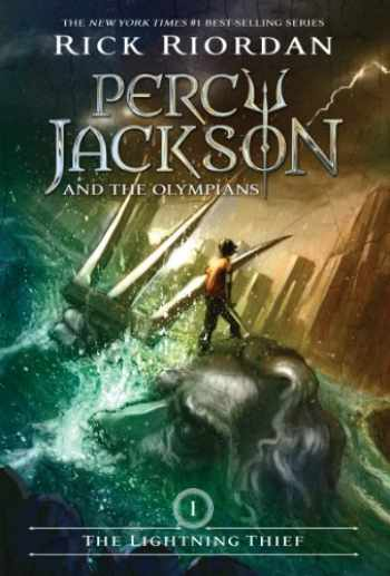 9780786838653-0786838655-The Lightning Thief (Percy Jackson and the Olympians, Book 1)