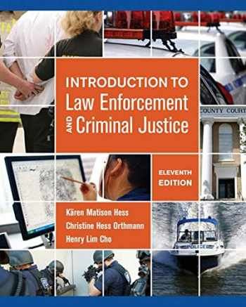 9781285444321-1285444329-Introduction to Law Enforcement and Criminal Justice