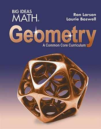 9781608408399-1608408396-Larson Big Ideas Geometry 2015
