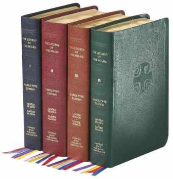 9780899427102-0899427103-Liturgy of the Hours (Set of 4)