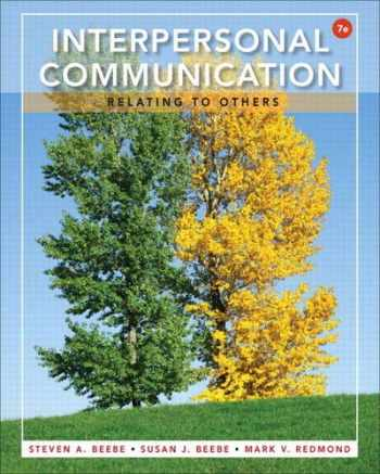 9780205862733-020586273X-Interpersonal Communication: Relating to Others (7th Edition)