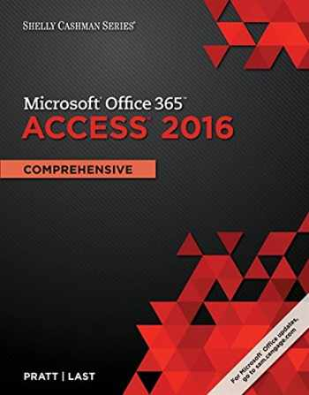9781305870635-1305870638-Shelly Cashman Series Microsoft Office 365 & Access 2016: Comprehensive