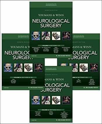 9780323287821-0323287824-Youmans and Winn Neurological Surgery, 4-Volume Set (Youmans Neurological Surgery)