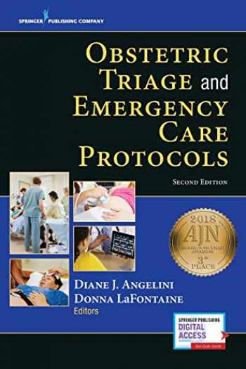 9780826133922-0826133924-Obstetric Triage and Emergency Care Protocols, Second Edition