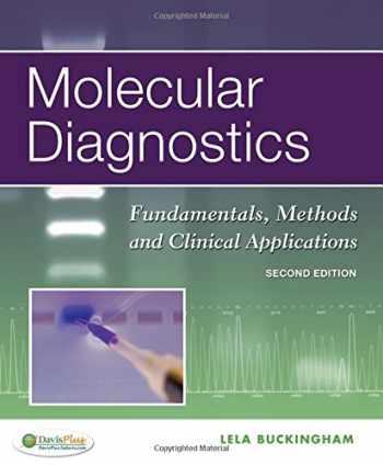 9780803626775-0803626770-Molecular Diagnostics: Fundamentals, Methods and Clinical Applications