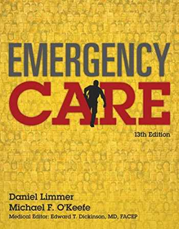 9780134190754-0134190750-Emergency Care PLUS MyBradylab with Pearson eText -- Access Card Package (13th Edition)