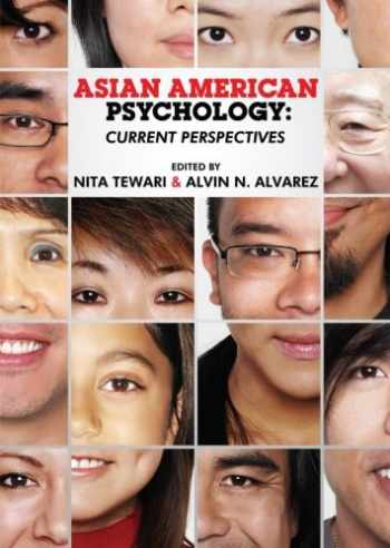 9780805860085-0805860088-Asian American Psychology: Current Perspectives