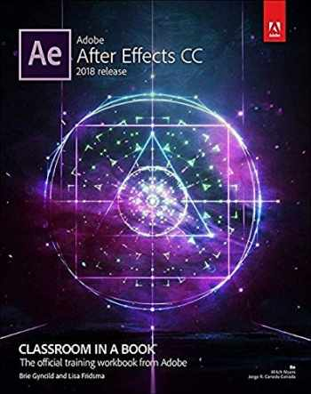 9780134853253-0134853253-Adobe After Effects CC Classroom in a Book (2018 release)