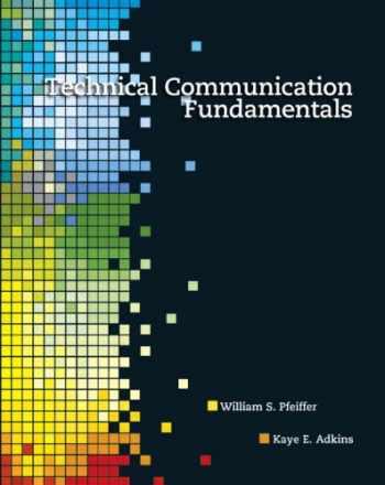9780132374576-0132374579-Technical Communication Fundamentals
