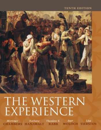 9780073385532-0073385530-The Western Experience