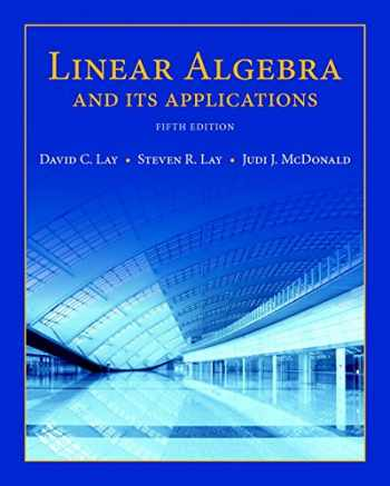 9780134022697-0134022696-Linear Algebra and Its Applications plus New MyLab Math with Pearson eText -- Access Card Package (5th Edition) (Featured Titles for Linear Algebra (Introductory))
