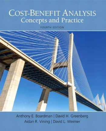 9780137002696-0137002696-Cost-Benefit Analysis (4th Edition) (The Pearson Series in Economics)