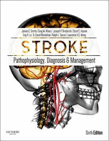9780323295444-0323295444-Stroke: Pathophysiology, Diagnosis, and Management