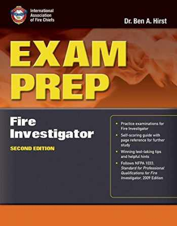 9781449609627-1449609627-Exam Prep: Fire Investigator