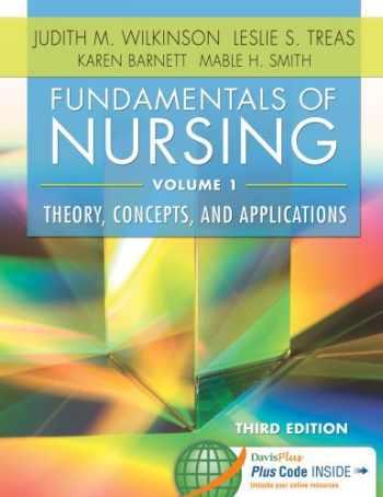 9780803640757-0803640757-Fundamentals of Nursing - Vol 1: Theory, Concepts, and Applications