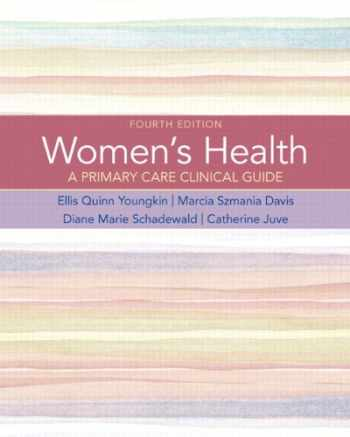 9780132576734-0132576732-Women's Health: A Primary Care Clinical Guide (4th Edition)