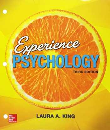 9781259818912-1259818918-GEN COMBO LOOSE LEAF EXPERIENCE PSYCHOLOGY; CNCT ACCESS CARD EXPRC PSYCH