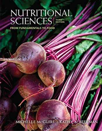 9780840058201-0840058209-Nutritional Sciences: From Fundamentals to Food (with Table of Food Composition Booklet)