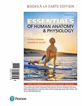 9780134593647-0134593642-Essentials of Human Anatomy & Physiology, Books a la Carte Edition (12th Edition)