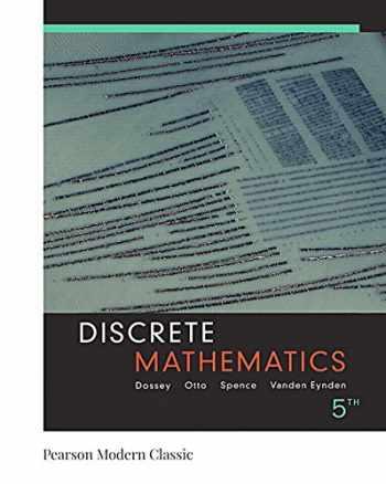 9780134689562-0134689569-Discrete Mathematics (Classic Version) (5th Edition) (Math Classics Series)