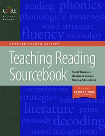 9781571286901-157128690X-Teaching Reading Sourcebook Updated Second Edition (Core Literacy Library)