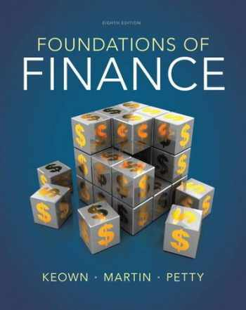 9780132994873-0132994879-Foundations of Finance (8th Edition) (Pearson Series in Finance)