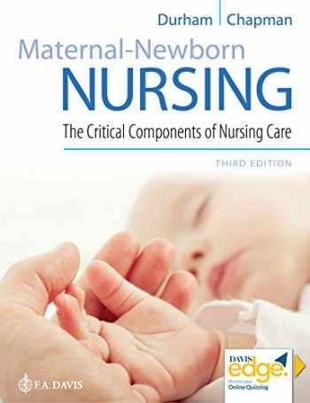 9780803666542-0803666543-Maternal-Newborn Nursing: The Critical Components of Nursing Care