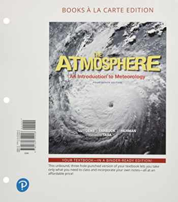 9780134754048-0134754042-Atmosphere: An Introduction to Meteorology, The, Books a la Carte Edition (14th Edition)