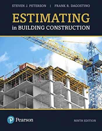 Estimating in Building Construction (9th Edition)
