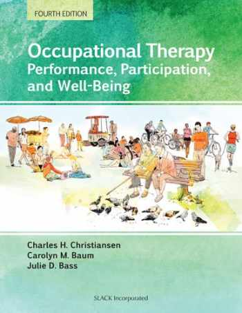 9781617110504-1617110507-Occupational Therapy: Performance, Participation, and Well-Being