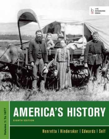 9781457628160-1457628163-America's History, Volume I