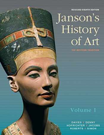 9780133910117-0133910113-Janson's History of Art, Volume 1 Reissued Edition (8th Edition)