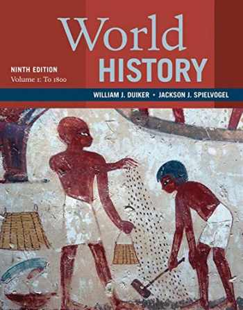9781337401050-1337401056-World History, Volume 1: To 1800