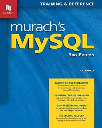 9781943872367-1943872368-Murach's MySQL (3rd Edition)