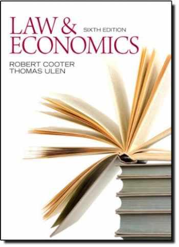 9780132540650-0132540657-Law and Economics