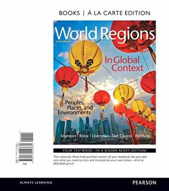9780134153681-0134153685-World Regions in Global Context: Peoples, Places, and Environments, Books a la Carte Edition (6th Edition)