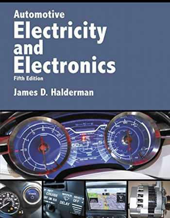 9780134073644-0134073649-Automotive Electricity and Electronics (5th Edition) (Halderman Automotive Series)