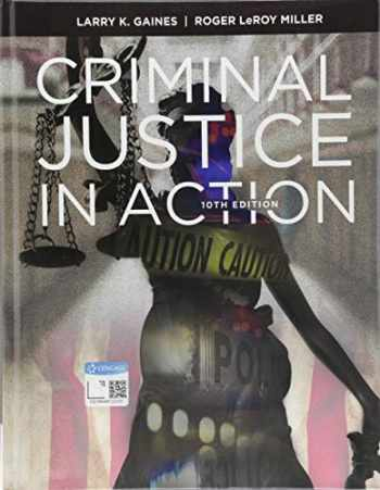 9781337557832-1337557838-Criminal Justice in Action