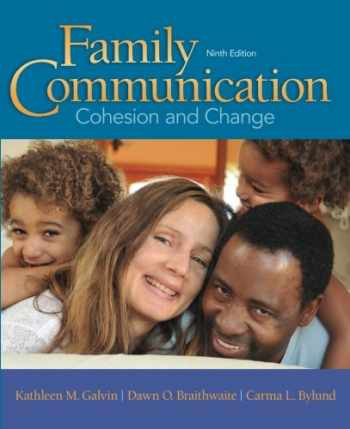 9780205945238-0205945236-Family Communication: Cohesion and Change