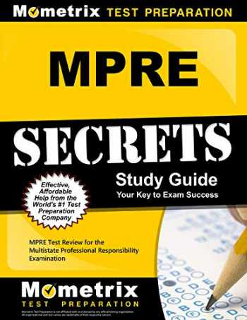9781610720212-1610720210-MPRE Secrets Study Guide: MPRE Test Review for the Multistate Professional Responsibility Examination