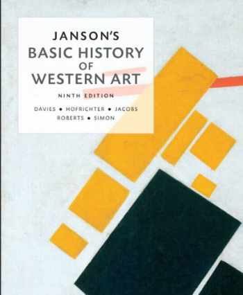 9780205242634-0205242634-Janson's Basic History of Western Art (9th Edition) (History of Art)