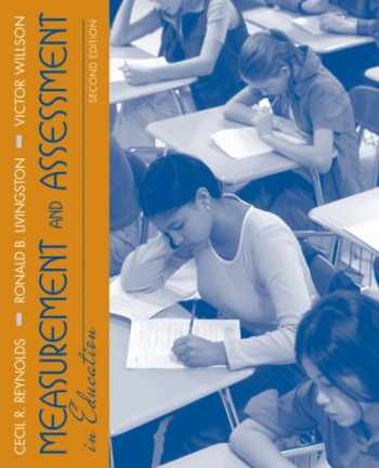 9780205579341-0205579345-Measurement and Assessment in Education (2nd Edition)