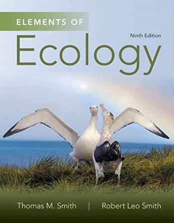 9780321934185-0321934180-Elements of Ecology (9th Edition)
