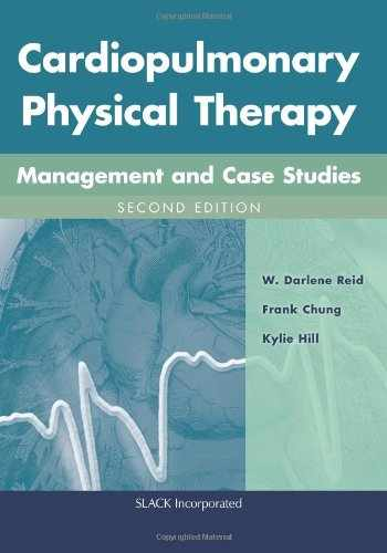 9781617110290-1617110299-Cardiopulmonary Physical Therapy: Management and Case Studies