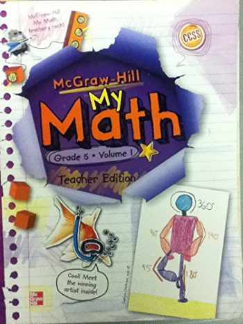 9780021162079-0021162077-My Math, Vol. 1, Grade 5, Teacher Edition